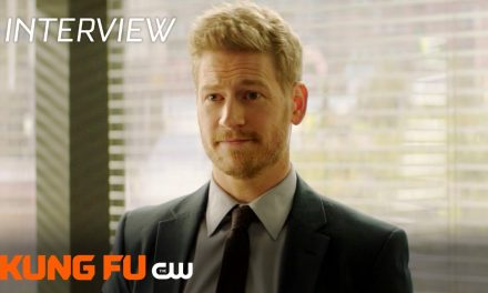 Kung Fu | Gavin Stenhouse – Not Over Nicky | The CW