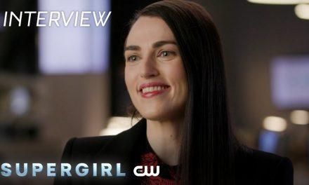 Supergirl | Katie McGrath: Lena Luthor | The CW