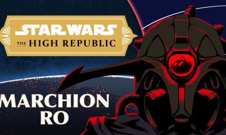 Marchion Ro | Characters of Star Wars the High Republic