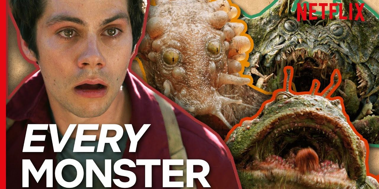 Every Monster in Love and Monsters   Netflix