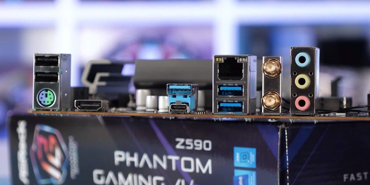 Intel Z590 Motherboard Roundup: Entry-Level VRM Test