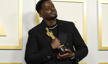 Oscar-winner Daniel Kaluuya jokes about parents' sex life during speech: Mom is 'not going to be very happy'
