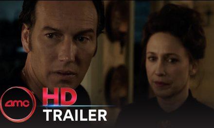 THE CONJURING: THE DEVIL MADE ME DO IT – Official Trailer (Vera Farmiga)   AMC Theatres 2021
