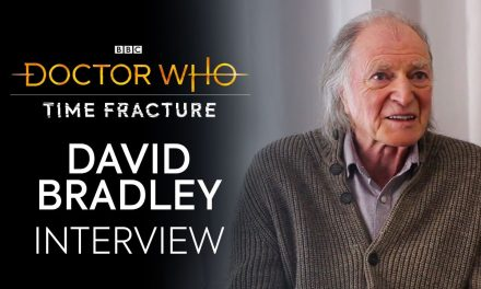 David Bradley Interview | Time Fracture | Doctor Who