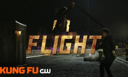 Kung Fu   Fight #Shorts   The CW