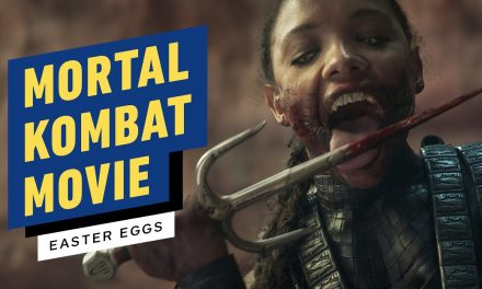 Mortal Kombat Movie: Easter Eggs and References