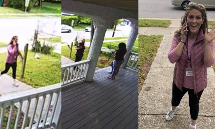 'You are not the right color, honey': Woman fired from job after she was caught on camera being racist toward Black neighbor