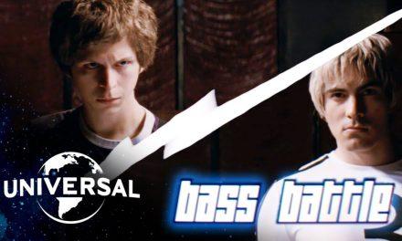 Scott Pilgrim vs. The World | Bass Battle vs. Todd the Vegan