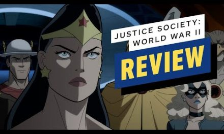 Justice Society: World War 2 Review