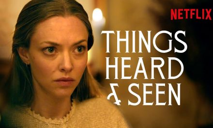 Things Heard & Seen | Creepy Séance Scene | Amanda Seyfried | Netflix