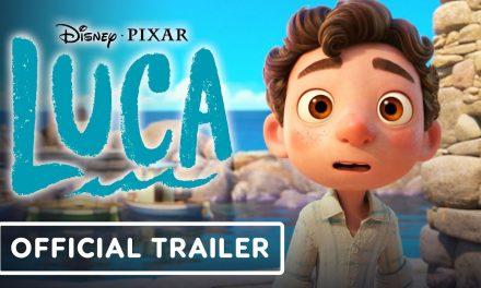 Pixar's Luca – Official Trailer (2021) Jacob Tremblay