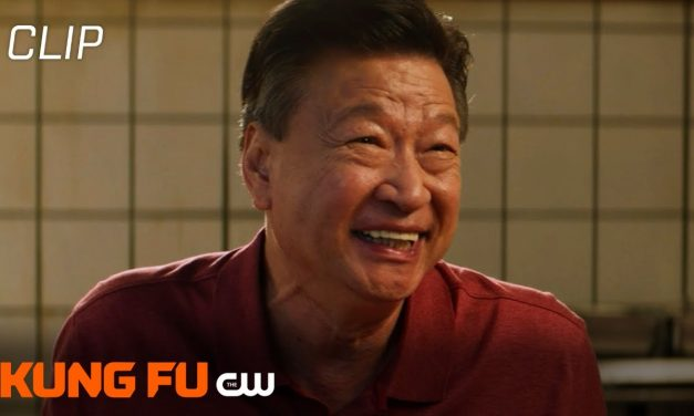Kung Fu | Season 1 Episode 4 | Getting Ready for Dinner Scene | The CW