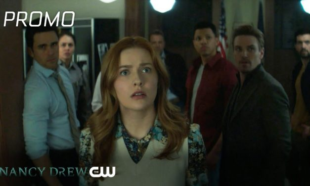 Nancy Drew | Season 2 Episode 14 | The Siege Of The Unseen Specter Promo | The CW