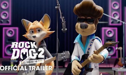 Rock Dog 2: Rock Around The Park (2021 Movie) Official Trailer