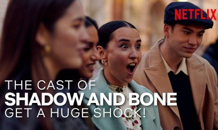 The Cast of Shadow and Bone Get a Huge Shock | Netflix
