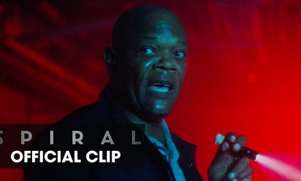 """Spiral (2021 Movie) Official Clip """"You Want to Play Games"""" – Samuel L. Jackson"""