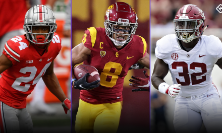 NFL Draft prospects 2021 Who are the best players still available for Rounds 4-7?