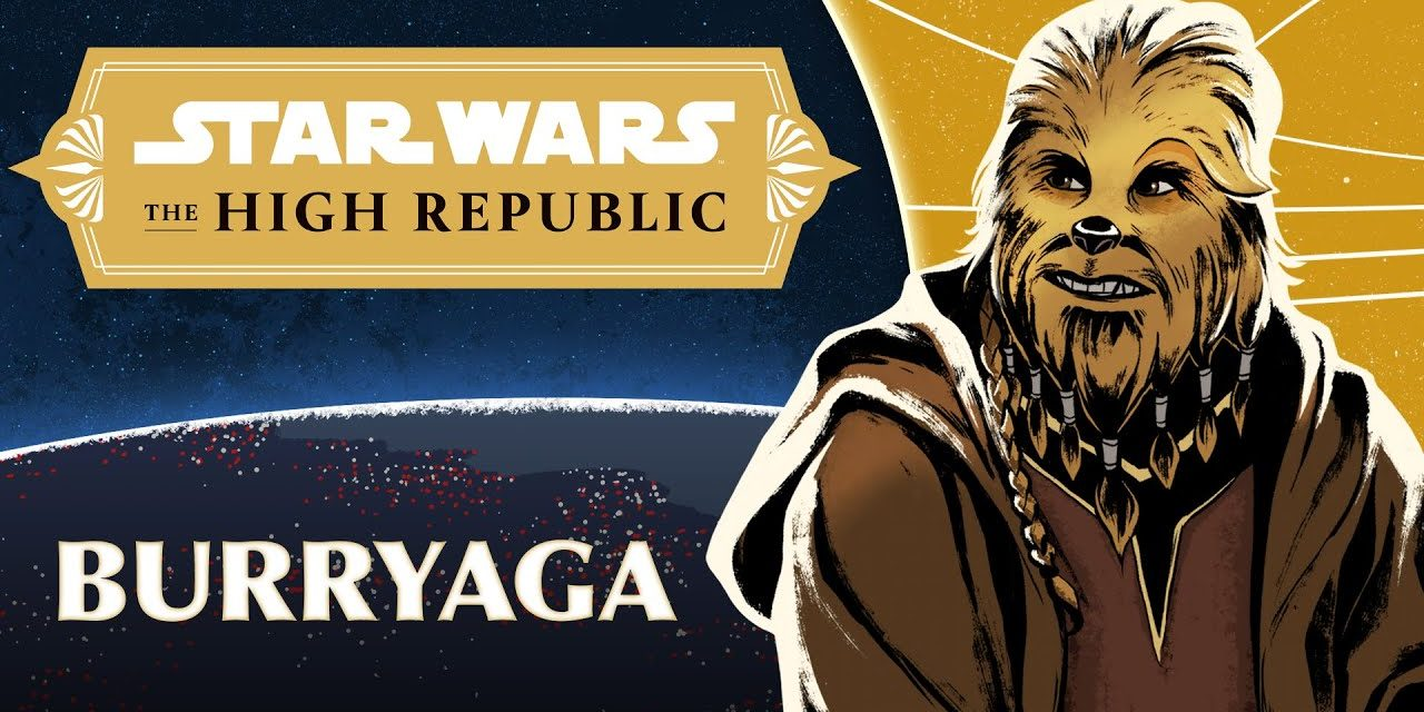 Burryaga | Characters of Star Wars: the High Republic