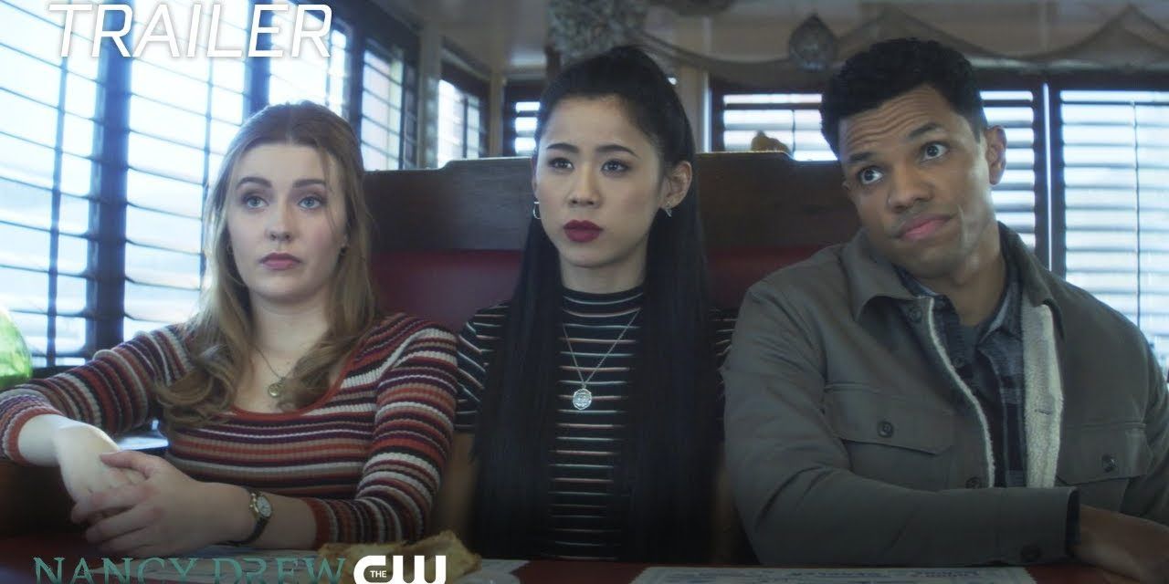 Nancy Drew | Unpleasant | Season Trailer | The CW
