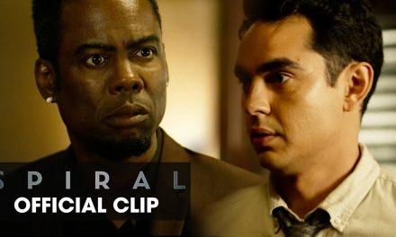 "Spiral (2021 Movie) Clip ""You're Getting A Partner"" – Chris Rock, Max Minghella, Marisol Nichols"