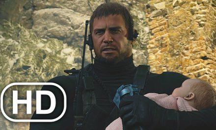 RESIDENT EVIL 8 VILLAGE Ending & Final Boss Fight 4K ULTRA HD