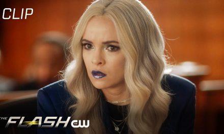The Flash | Season 7 Episode 8 | Powers Erased Scene | The CW
