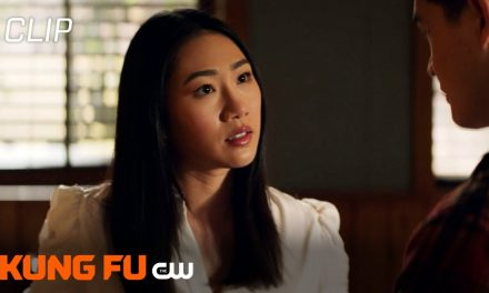 Kung Fu | Season 1 Episode 5 | Nicky And Henry Trying To Find More Weapons Scene | The CW