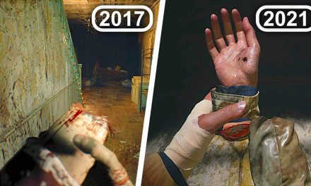 Resident Evil 8 Village All Times Ethan Cut His Hands & Legs In RE7 & RE8 Scene Comparison