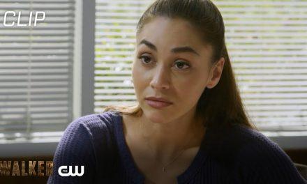 Walker | Season 1 Episode 10 | Walker Overshares Scene | The CW