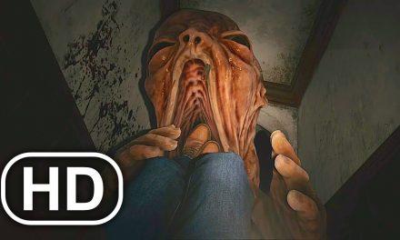 Giant Baby Fetus Eats Ethan Scene 4K ULTRA HD – RESIDENT EVIL 8 VILLAGE
