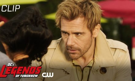 DC's Legends of Tomorrow | Season 6 Episode 2 | A Very Hungry Alien Scene | The CW