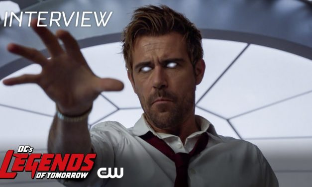 DC's Legends of Tomorrow | Screwing Summer Up For The Better Interview | The CW