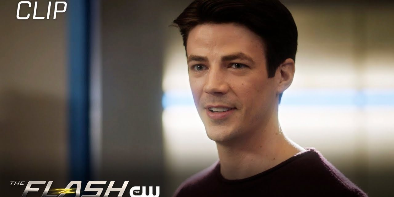 The Flash   Season 7 Episode 9   New Forces Scene   The CW