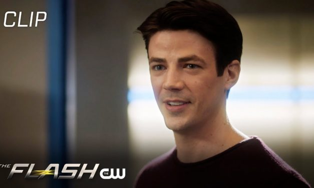 The Flash | Season 7 Episode 9 | New Forces Scene | The CW