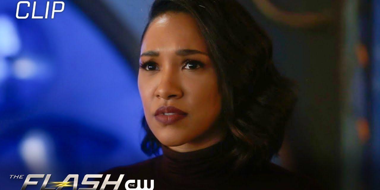 The Flash | Season 7 Episode 9 | No Choice Scene | The CW