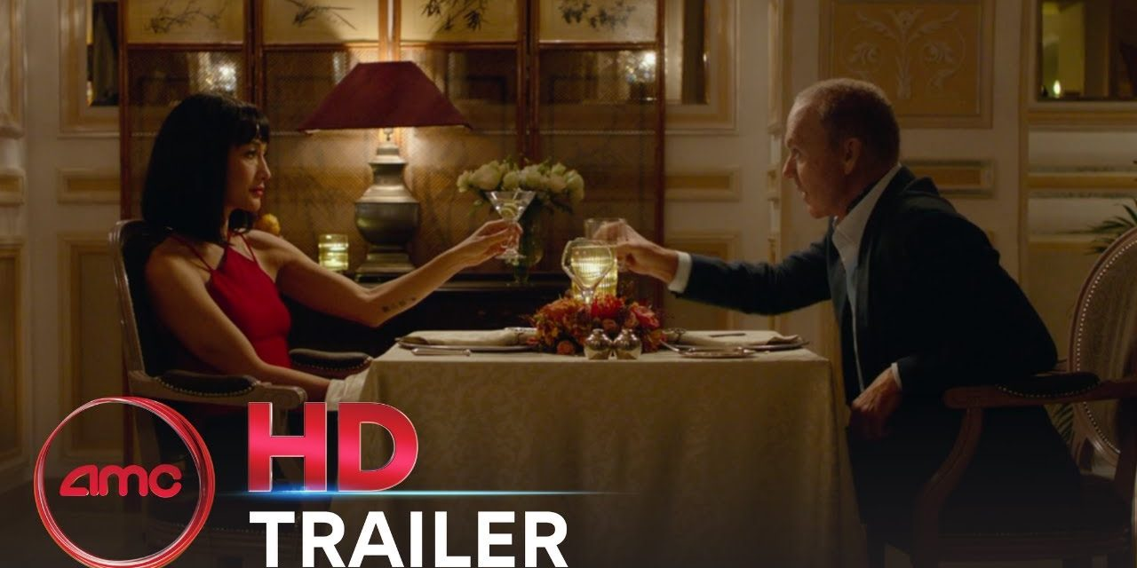 THE PROTEGE – Trailer #1 (Maggie Q, Samuel L. Jackson, Michael Keaton) | AMC Theatres 2021