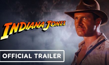 Indiana Jones Collection (4K Ultra HD) – Official 40th Anniversary Trailer | Harrison Ford