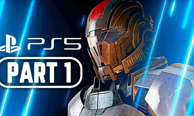MASS EFFECT 3 LEGENDARY EDITION PS5 Gameplay Walkthrough Part 1 FULL GAME 4K 60FPS No Commentary