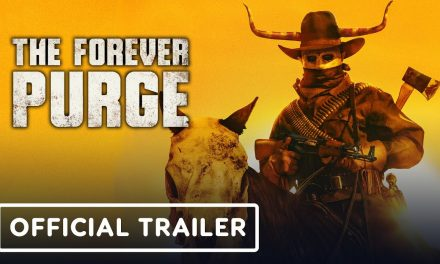 The Forever Purge – Official Trailer (2021) Ana de la Reguera, Tenoch Huerta