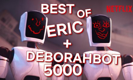 The Best of Eric and Deborahbot 5000 | The Mitchells vs. The Machines | Netflix