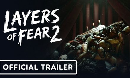 Layers of Fear 2 – Official Nintendo Switch Announcement Trailer