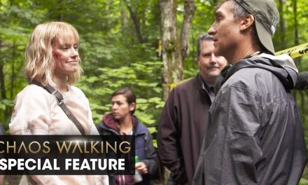 """Chaos Walking (2021 Movie) Special Feature """"Working With Director Doug Liman"""" – Daisy Ridley"""