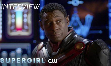 Supergirl   David Harewood: J'onn J'onzz   The CW