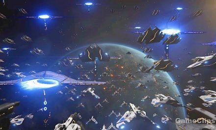 All Fleets Meet For Final Space Battle Scene 4K ULTRA HD – MASS EFFECT 3 LEGENDARY EDITION