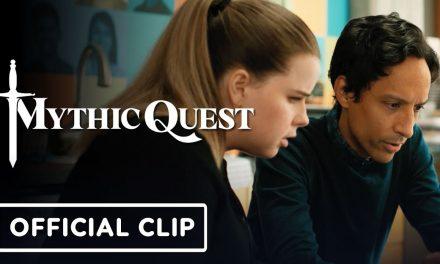 Mythic Quest Season 2 – Exclusive Official Clip (2021) Danny Pudi, Jessie Ennis