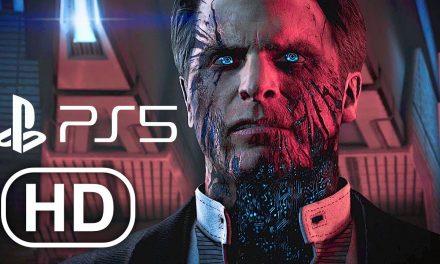 MASS EFFECT 3 LEGENDARY EDITION Ending & Final Boss Fight PS5 4K ULTRA HD