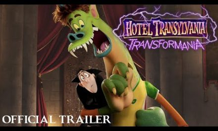 HOTEL TRANSYLVANIA: TRANSFORMANIA – Official Trailer (HD)