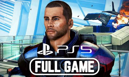 MASS EFFECT 3 LEGENDARY EDITION PS5 Gameplay Walkthrough FULL GAME No Commentary