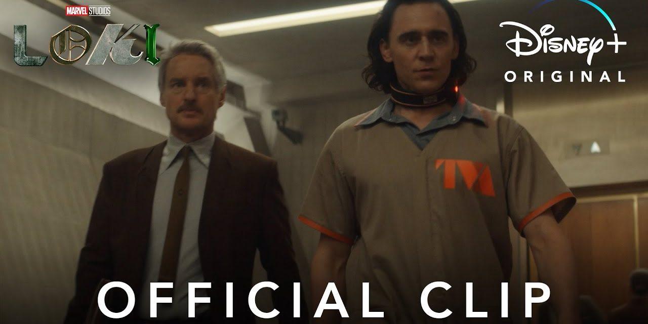 """""""Introducing Agent Mobius"""" Clip   Marvel Studios' Loki   Disney+"""