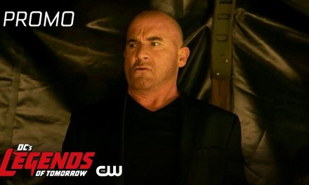 DC's Legends of Tomorrow | Season 6 Episode 4 | Bay Of Squids Promo | The CW